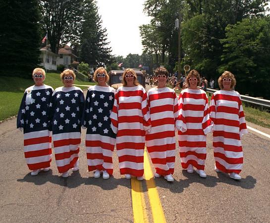 Fourth of July in Centerburg, Ohio
